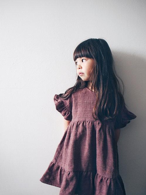 Mayya Lavender Dress