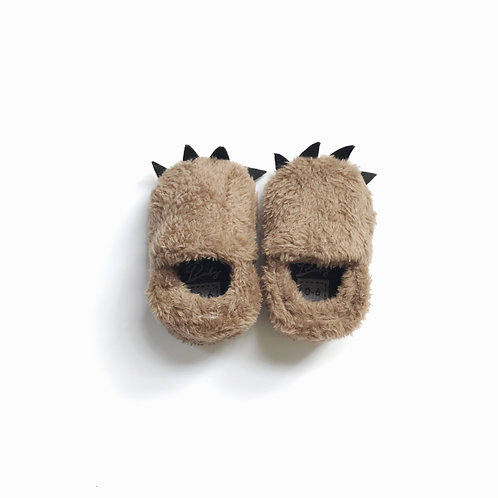 Baby Bear Paw Slippers