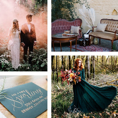 INTIMATE FOREST - collectie