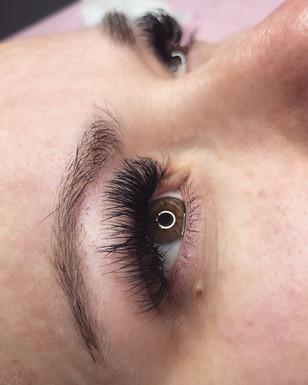 Volume Eyelash Extensions by Ashley