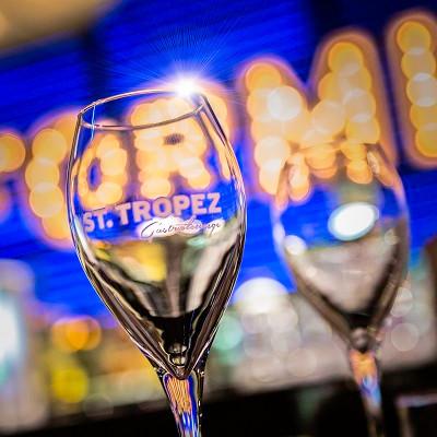 Wijnglazen ST Tropez Gastrolounge
