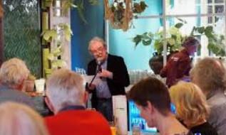Bijeenkomst bij St Tropez in Deventer