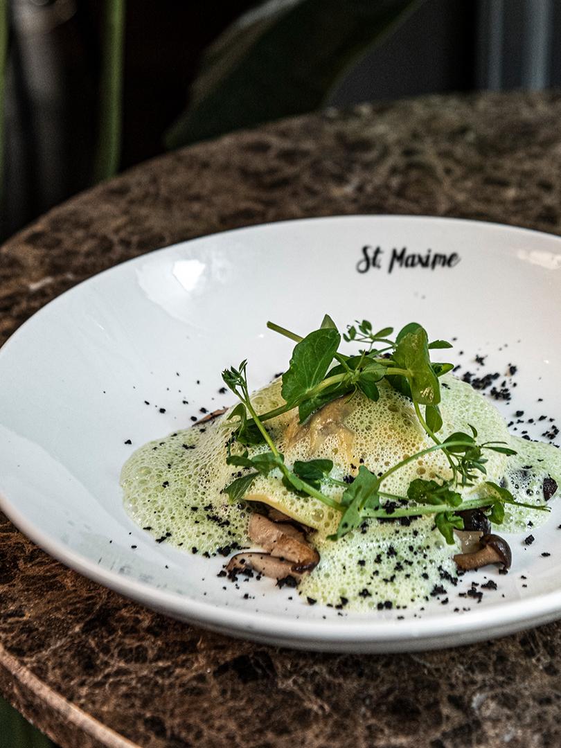 St. Maxime in Deventer uiteten vegetaris