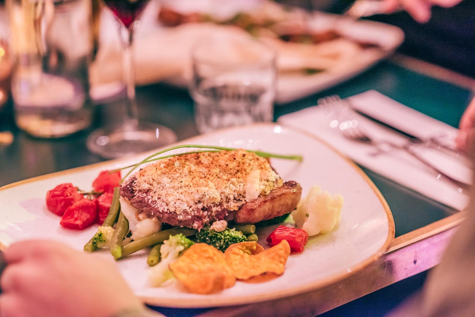 Dineren bij St Tropez