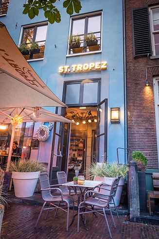St Tropez in Deventer