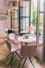 De eerste verdieping van St. Tropez in D