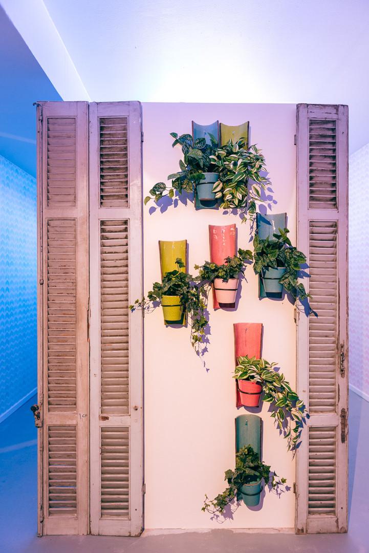 Decoratie bij St. Tropez in Deventer