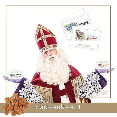 Sinterklaas met de cadeaupas.jpg