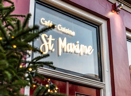 Januari bij St. Maxime