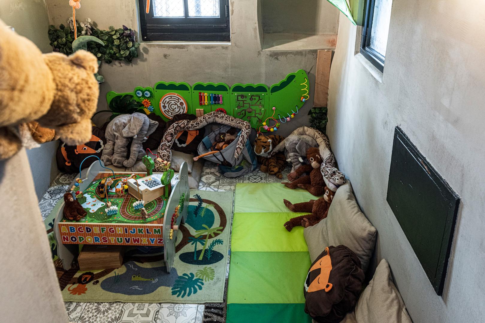 Kinderruimte St Maxime in Deventer aan d