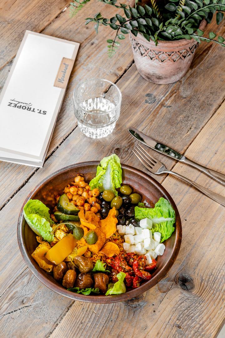 St. Tropez in Deventer Couscous bowl