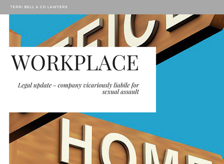 The Workplace – Where Does It End?