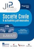 Télécharger le programme des Journées de l'Ingénierie Patrimoniale 2016