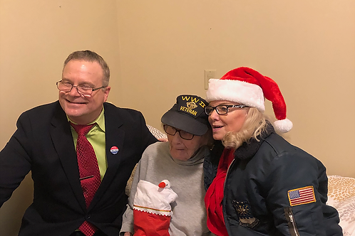 Stocking for A Veteran