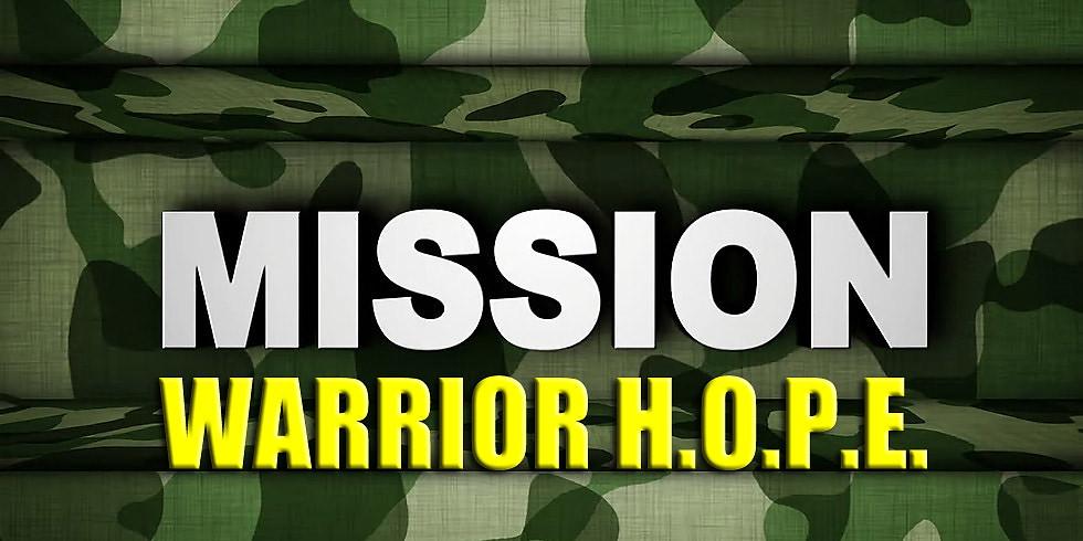 Mission: Warrior Hope