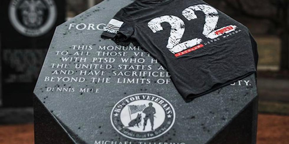 The Forgotten Warrior Memorial ~ Memorial Day Ceremony