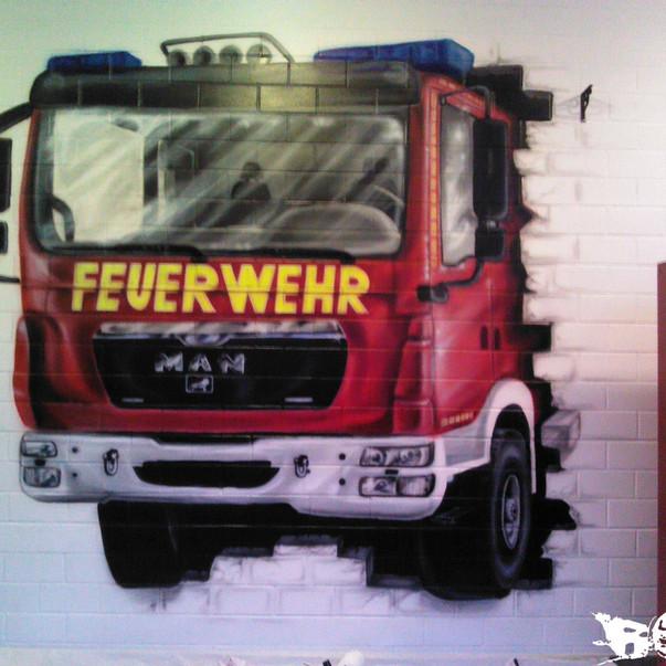 Graffiti und Airbrush by Farbteam