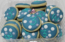 #3 Bubble Custom Cookies 🍪_•_To order v