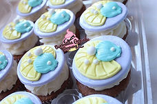 Under the Sea 🐚 Custom Cupcakes 🧁_•_To