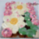 Flower Cupcake Cake 🌼🧁 🌟_•_Now accept