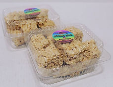 Mini Rice Krispie Treats 🤹_•_As a kid I