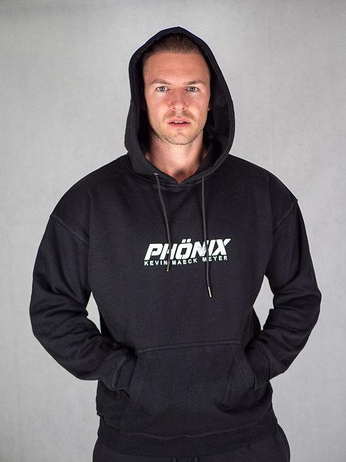 "Phönix Oversize Hoodie ""black premium"""