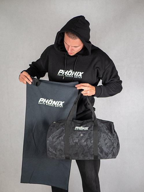 Phönix Handtuch black edition