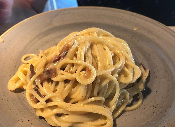 CARBONARA - ricetta della Sora Lella