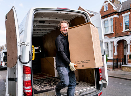 NEW: Free delivery of recycled boxes