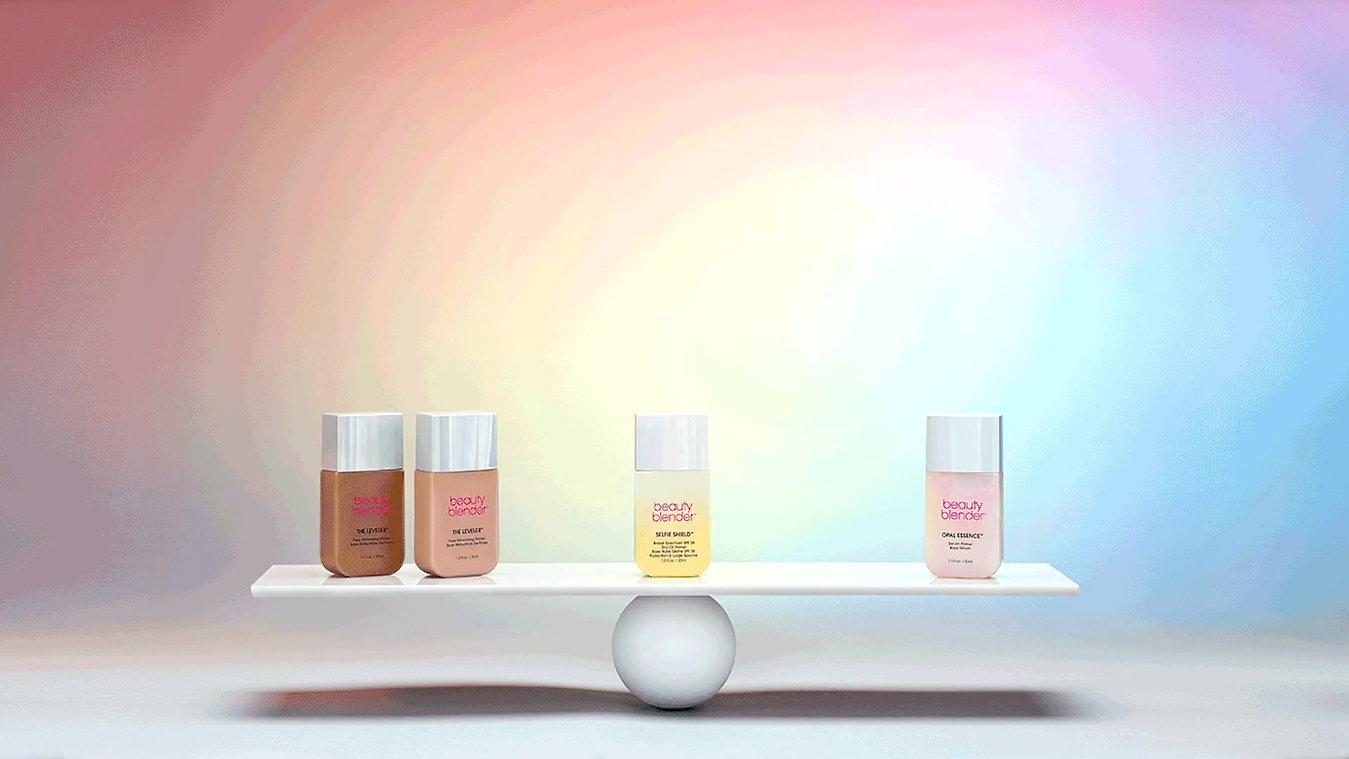 Beauty Blender 2019 Primer Campaign