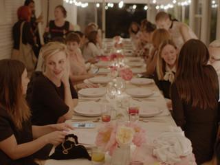 Gurls Talk Dinner w/ Adwoa and Lykke