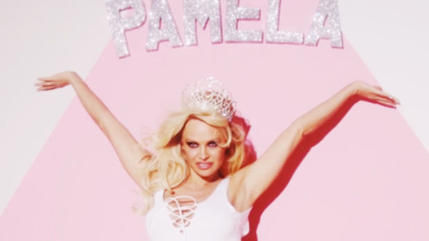 PAMELA ANDERSON: MISSGUIDED