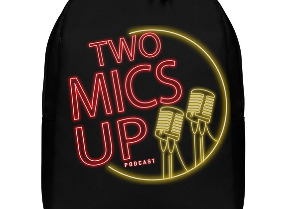 Two Mics Backpack