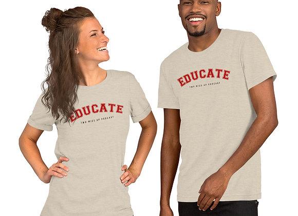 The Educate Tee