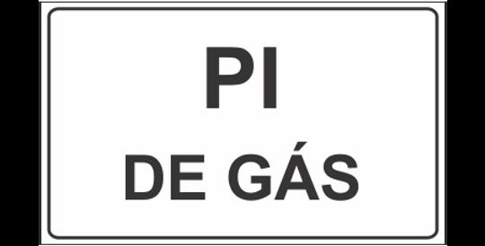 Placa PI de Gás