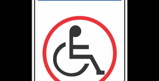 Estacionamento Exclusivo para Deficiente Físico