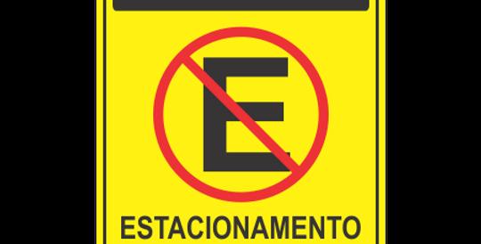 Atenção Estacionamento Exclusivo para Clientes