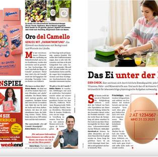 Weekend Magazin