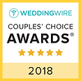 WeddingWire 2018 Couples Choice DJ Award