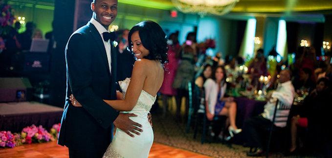Wedding Event Balance Payment