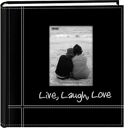 Pioneer Scrapbook (Black--Live Life Play