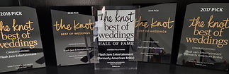 Awards_The Knot_Wedding Wire_Hall of Fam