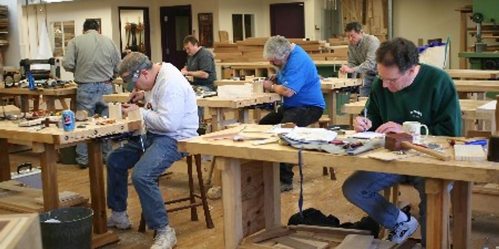 Carpentry Institute Classes Begin