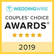 Wedding Wire - Couple's Choice Award 201