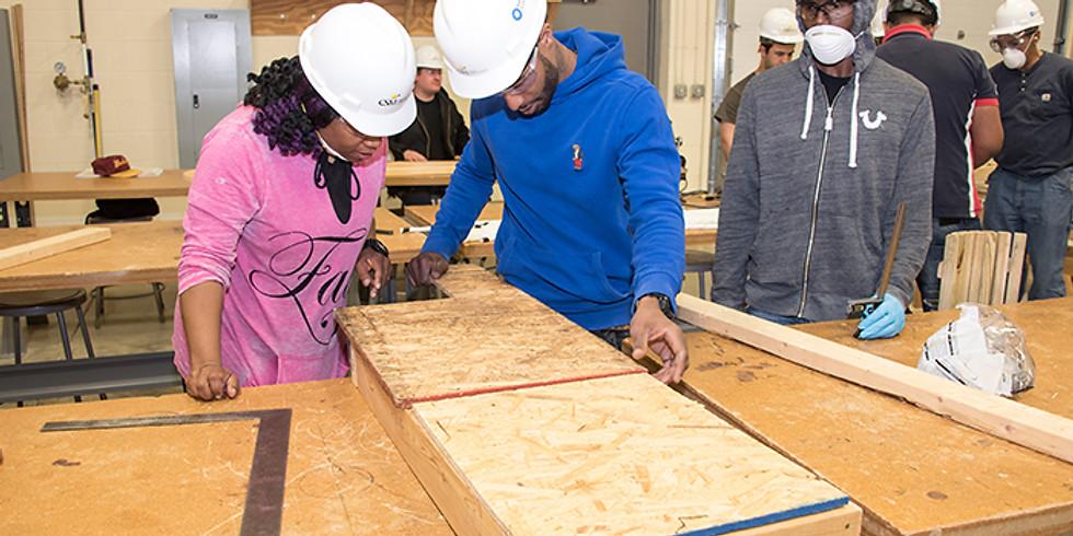 Carpentry Training Institute Classes