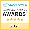 Wedding Wire - Couple's Choice Award 202