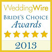 WeddingWire 2013 Couples Choice DJ Award