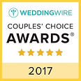 WeddingWire 2017 Couples Choice DJ Award
