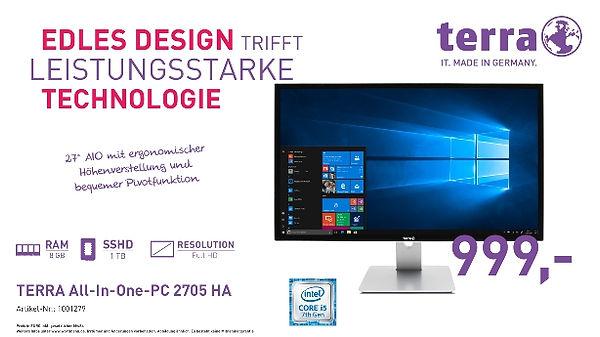 TERRA All-In_One-PC 2705 HA