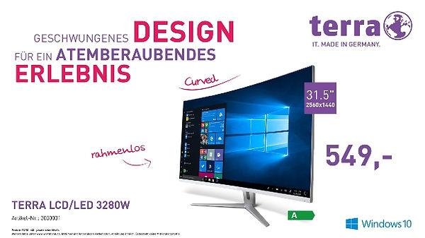 TERRA LCD/LED 3280W